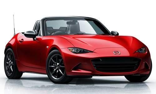 #Mazda #MazdaMX-5.  Le roadster emblématique, le plus vendu au monde, conçu pour le plaisir de conduire à l'état brut.