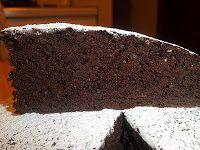 Dillo Con Un Dolce ♥: Torta al cioccolato senza colesterolo