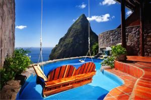 Ladera on Saint Lucia is a top boutique hotel in the Caribbean, with only 37 suites and villas. Find out why travel editors love Ladera resort.: Will You Like Ladera Resort on Saint Lucia? Take the Quiz!