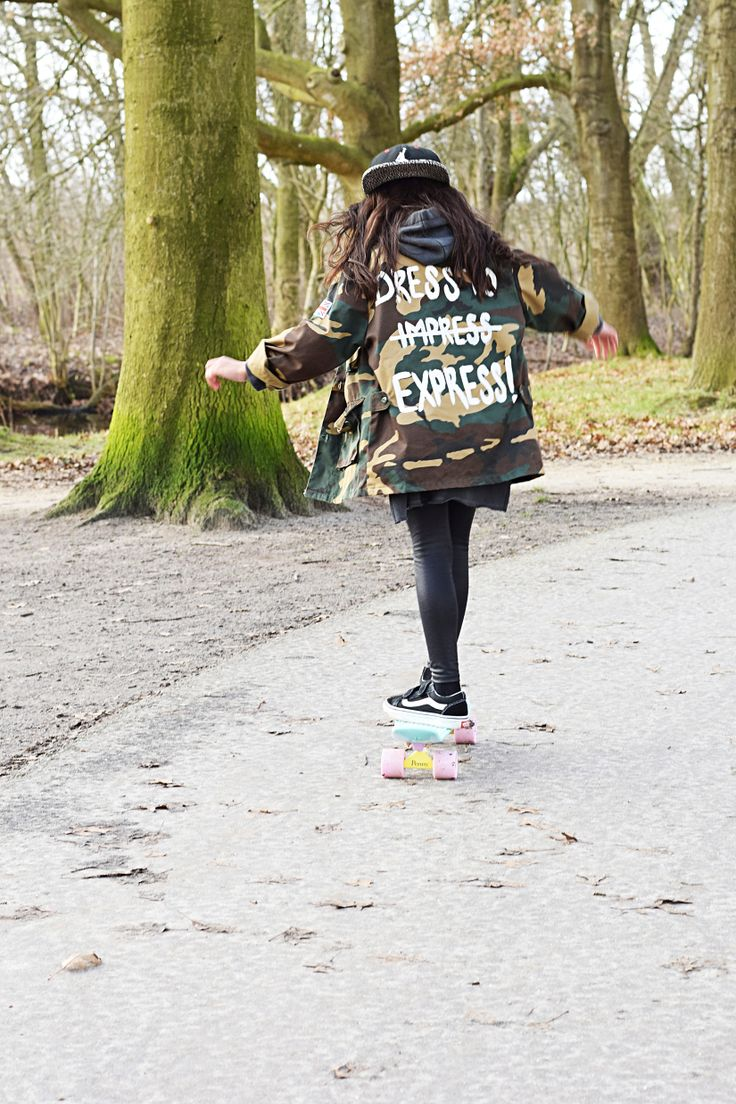 OUTFIT - Skater Girl