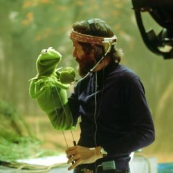 Jim Henson Gives Life and Character Kermit the Frog