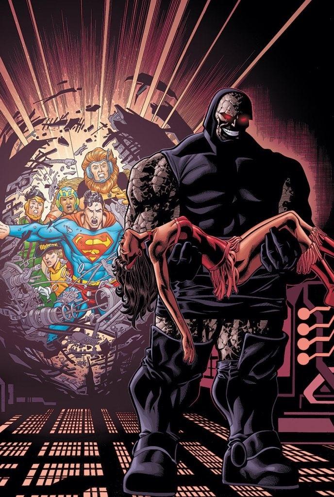 229 best images about Darkseid on Pinterest | Equation ...