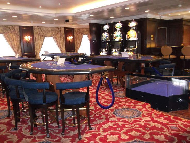 Oceania Cruises - Nautica, Casino