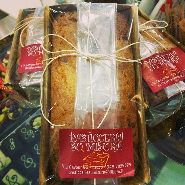 Plumcake al cioccolato #PasticceriaSuMisura #chocolate #Lecco