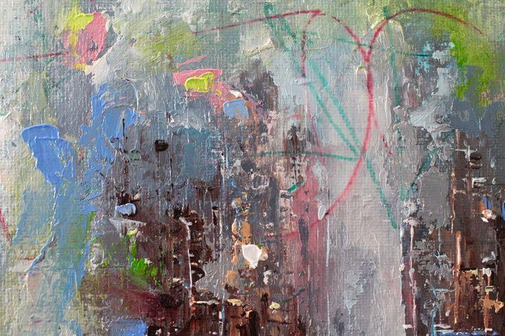 Oil Paint Texture Dan Wellington