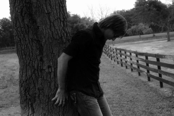 male, model, photography, black and white, bw, tree