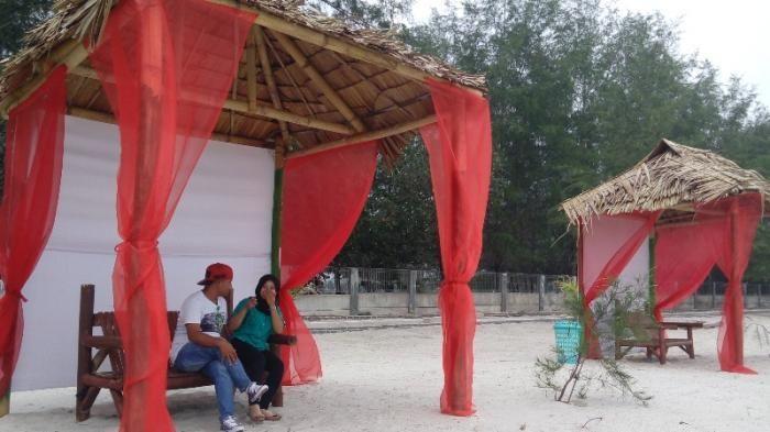 Pantai Cemara Kembar - Destinasi Baru Ini Sajikan Suasana Romantis Dihadapkan…