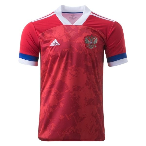 Russia Euro 2020 Home Jersey By Adidas Adidas Design World Soccer Shop Design Campaign