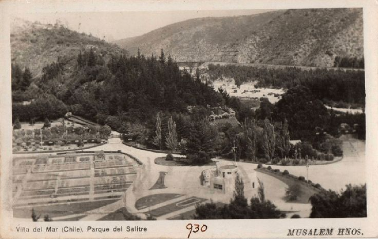 El Jardín Botánico Nacional de Viña del Mar fue creado en 1951, cuando el parque El Salitre de Don Pascual Baburizza, construido en 1918, fue donado al estado de Chile. Foto: Parque Salitre