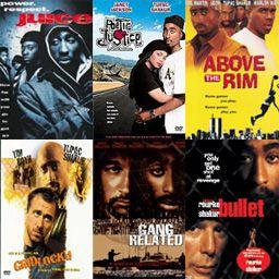 Tupac Movie Roles