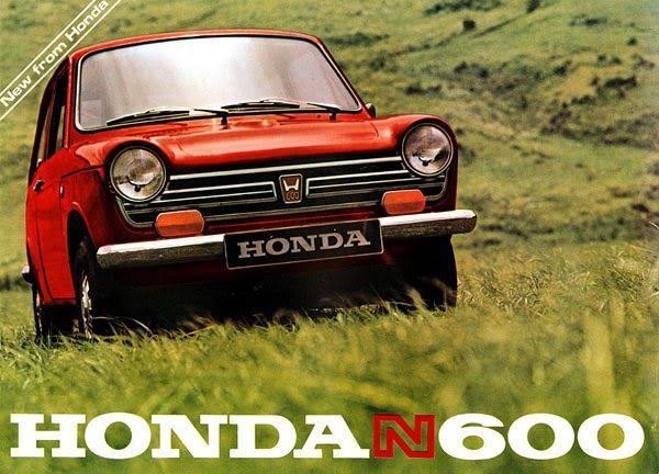 HONDA N600 – Michael
