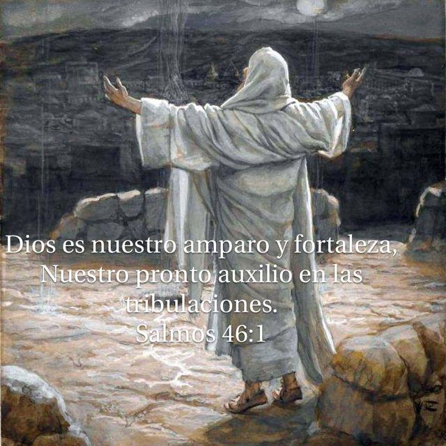 «Dios es nuestro amparo y nuestra fortaleza, nuestra ayuda segura en momentos de…