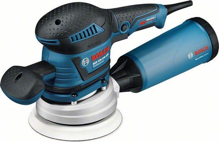 GEX 125-150 AVE Lixadeira excêntrica GEX 125-150 AVE Lixadeira excêntrica Lixadeira e Plainas | Bosch ferramentas elétricas para profissionais