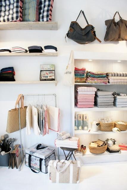 la variété Barcelona shop