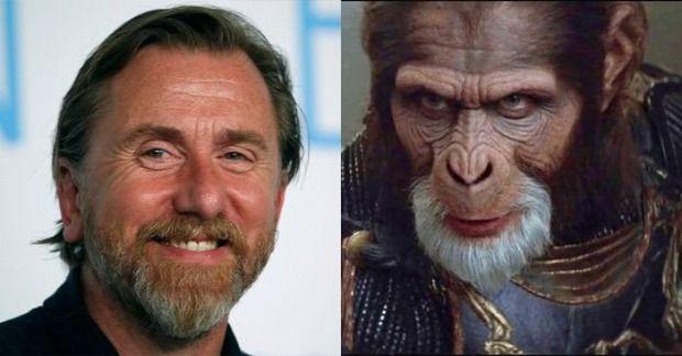 A világ érdekes színész smink Oscar-díj jelölés