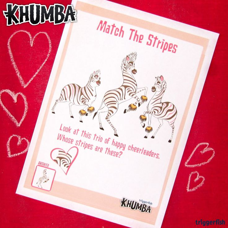 Kick it with the whole herd while doing FUN activities  Download here: www.khumbamovie.com  Pppst. Big NEWS.. You will SOON be able download Khumba Games & Apps for apple and android devices. Links coming SOON!