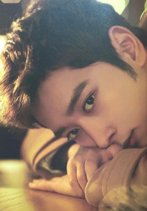 Chansung's photobook