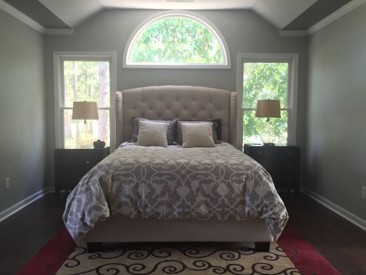 Master Bedroom Sherwin Williams Light French Gray Sw