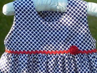 Vestito Bambino - Free pattern per cucire e Tutorial | Sew Jereli con fodera