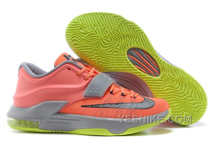 """http://www.yesnike.com/big-discount-66-off-nike-kevin-durant-kd-7-vii-35000-degrees-bright-mango-space-blue-light-magnet-grey-for-sale.html BIG DISCOUNT ! 66% OFF! NIKE KEVIN DURANT KD 7 VII """"35000 DEGREES"""" BRIGHT MANGO/SPACE BLUE/LIGHT MAGNET GREY FOR SALE Only $108.00 , Free Shipping!"""