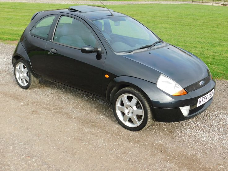 Check out this fast Ford. 2005 ford ka sportka sport 1.6 black**only 60k miles**£395**please read!