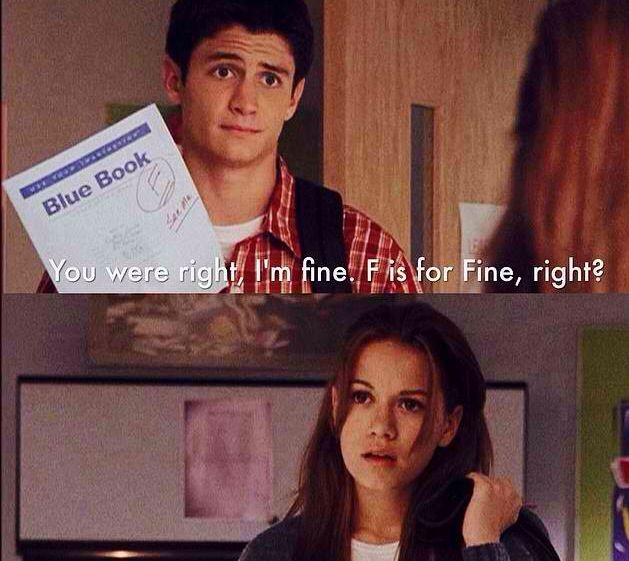 The beginning of Nathan and Haley