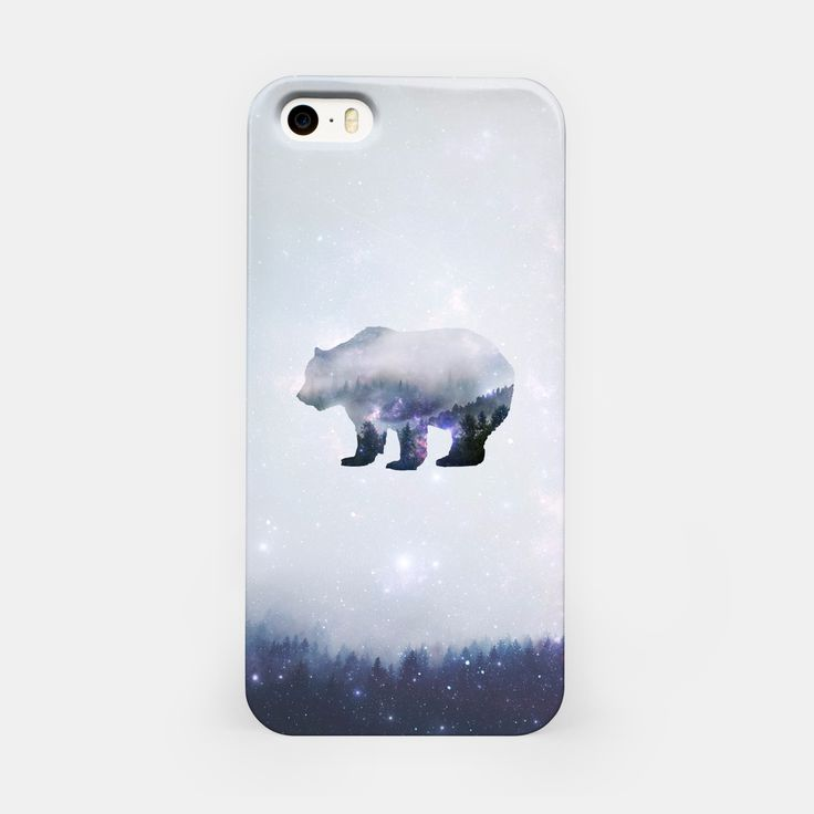 Star Bear iPhone Case, Live Heroes