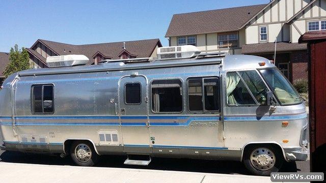 1981 Airstream Motorhome Excella 28 Diesel (J)$19,900