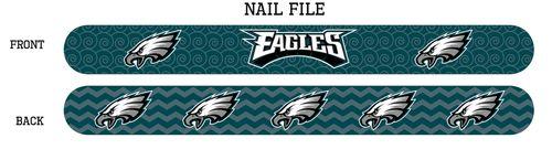 Philadelphia Eagles Nail File