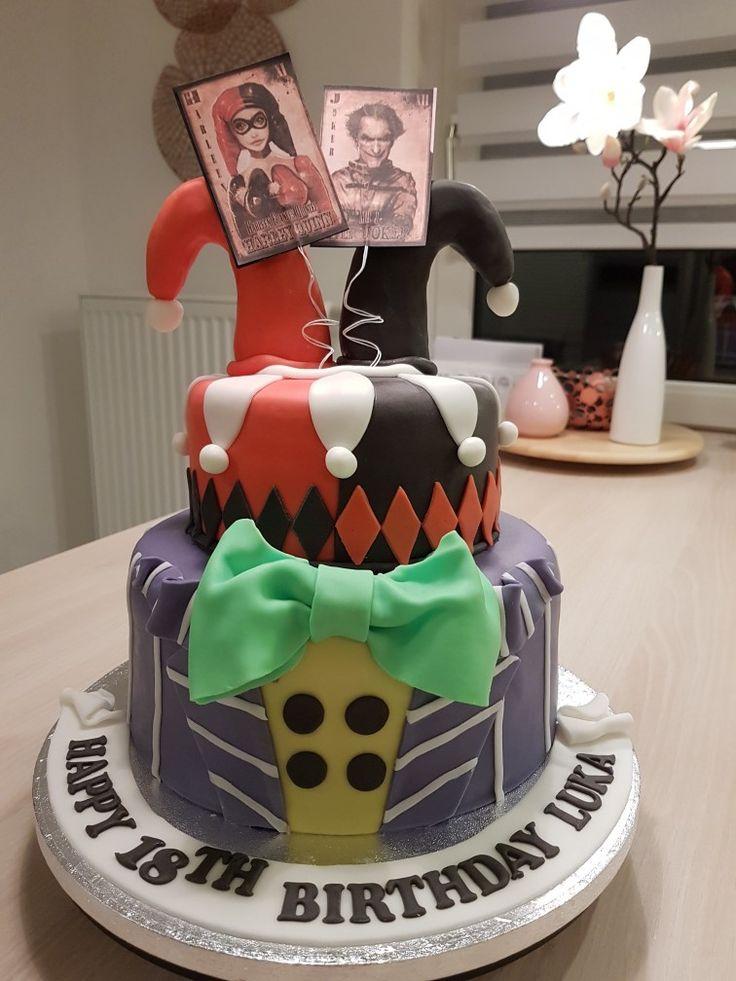 Best 25 Joker Cake Ideas On Pinterest Lego Batman