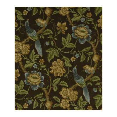 Robert Allen @ Home Peony Call Tourmaline Fabric