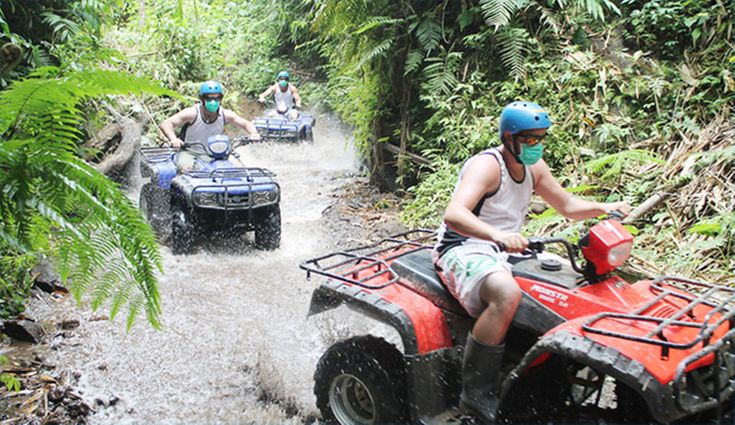 ATV Ride Bali is one of Bali Activities where we see the real and the most exotic Balinese life. Bali ATV Ride provided exciting off-road excitement. #atvridebali #baliatvride #atvride #baliatv #baliactivities