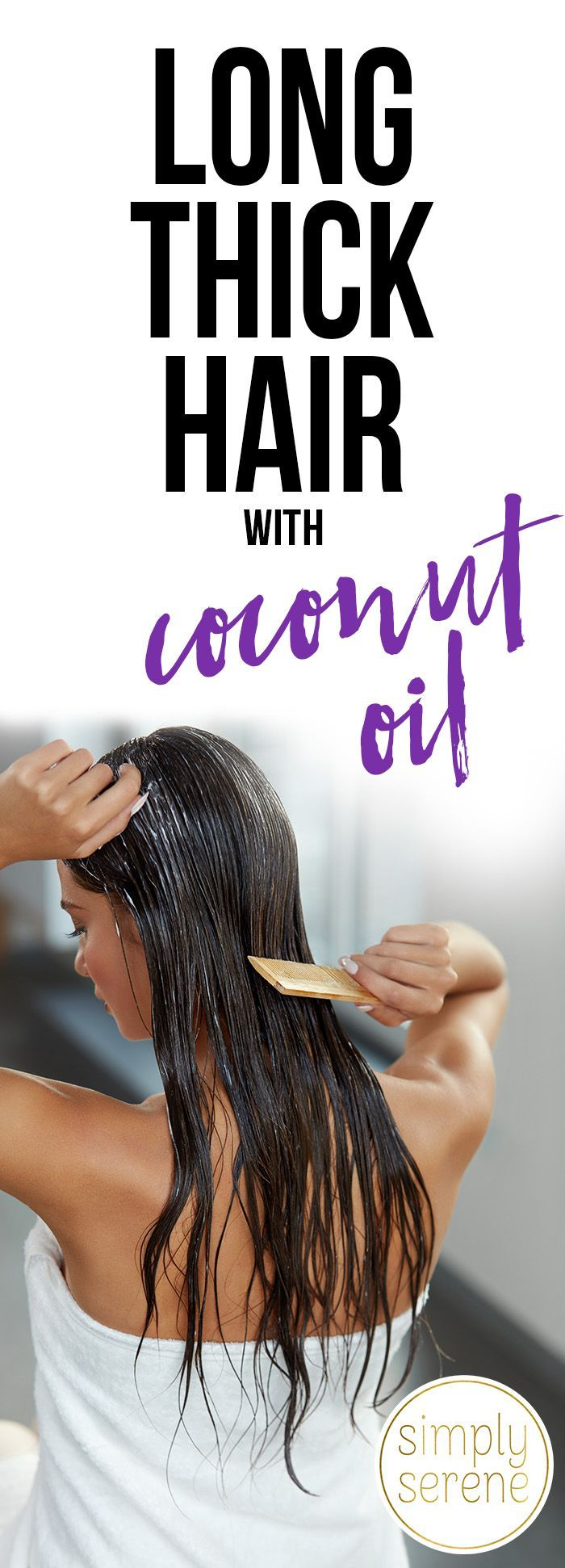 Growing long hair   long hair tips   how to get long hair   really long hair   super long hair   long hair care   grow long hair fast   thick long hair #longhair #coconutoil