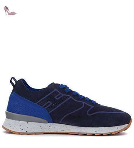 Chaussures baskets sneakers homme en cuir h198 Hogan YSQkK66