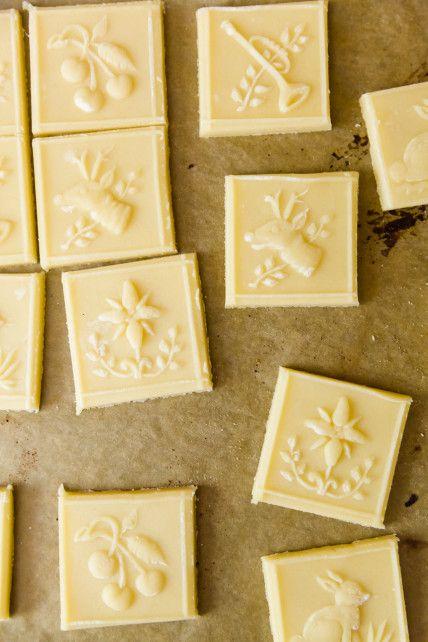 Homemade Chessmen Cookies