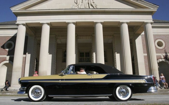 1955 Chrysler New Yorker Spring Special Convertible