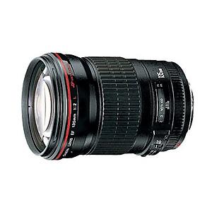 Canon EF 135mm f/2.0L USM Lens