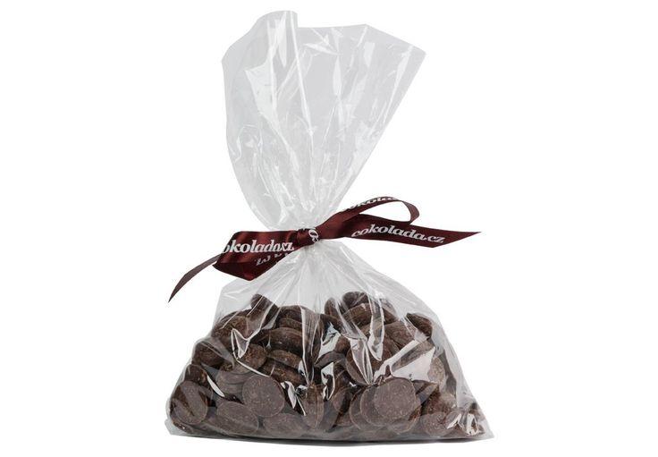 Čokoláda, čočky