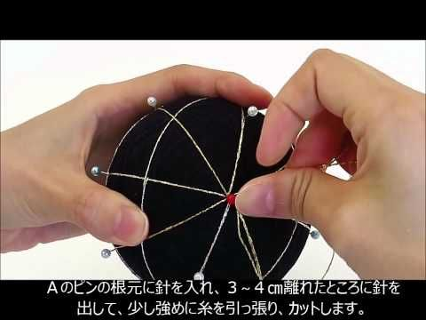 Embroidery tutorial by Olypmus Thread - YouTube