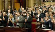 El Parlament promueve un plan de desobediencia civil generalizada