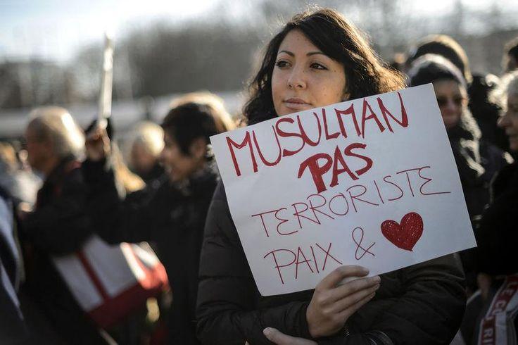#RespectForMusims #JeSuisCharlie― Χωρίς Ισλαμοφοβία και Χριστιανοταλιμπανισμό  http://nblo.gs/12zSgn 