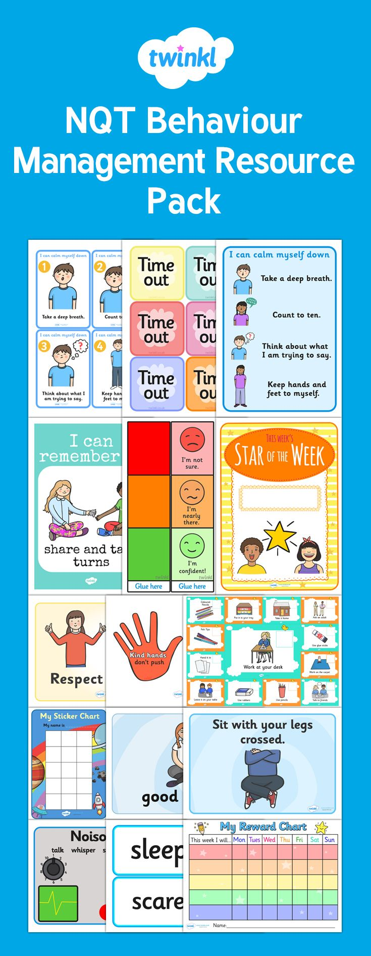 Classroom Ideas For Nqt ~ Best behaviour chart ideas on pinterest behavior