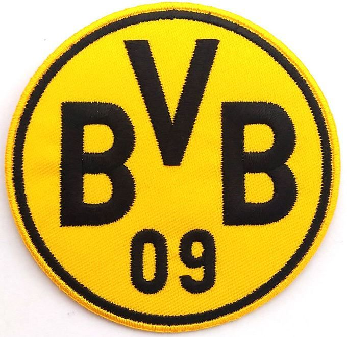 Borussia Dortmund Embroidered Iron on Patch GERMANY Football Soccer Bundesliga