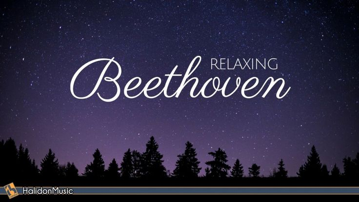 cool Beethoven - Classical Music for Relaxation