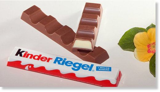 RT Fri, 01 Jul 2016 22:55 UTC   © Wikipedia Tests carried out by a German watchdog revealed Kinder chocolate bars and two other brands tested positive for a hazardous cancer-causing substance. Fo… https://winstonclose.me/2016/07/06/kinder-and-lindt-chocolate-bars-revealed-to-contain-cancer-causing-carcinogens-by-rt/