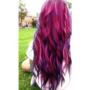 Cool hair <3 - Polyvore