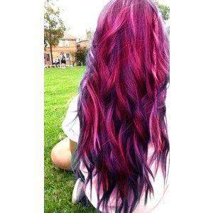 Cool hair <3 - Polyvore