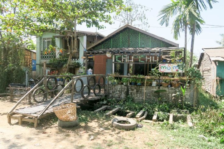 Myanmars eco-friendly startup transforms trash into treasureand jobs