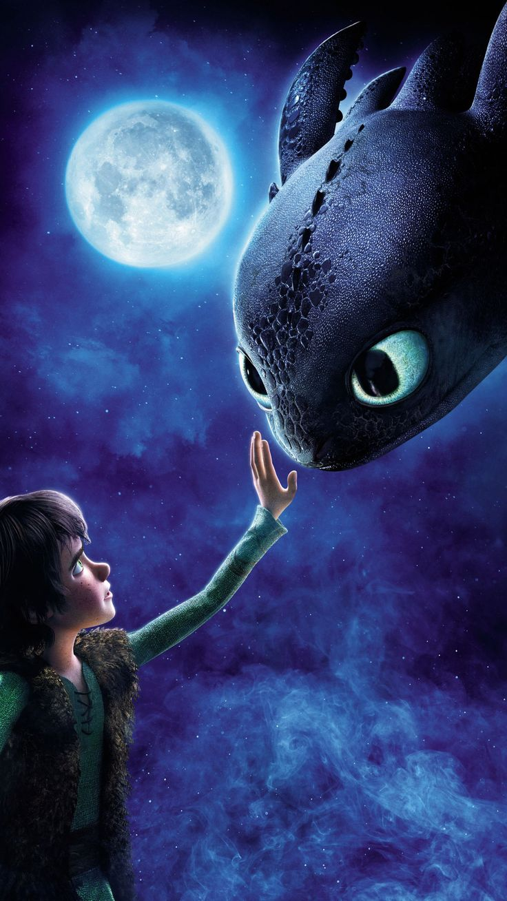 How To Train Your Dragon Mobile Wallpaper 10591