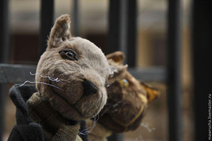 Купить Шерлок и Джон.Коты,друзья Тедди - шерлок холмс, шерлок, джон, кот, коты
